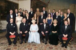 Getty ImagesTim Graham  Queen and Phil Diamond anniversary